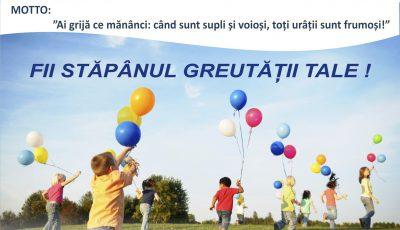 Fii stăpânul greutății tale: Asociația copiilor și tinerilor cu diabet din județul Constanța Sweet Land
