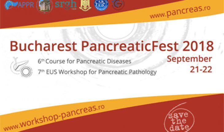 Noutăţi de diagnostic şi tratament în patologia oncologică digestivă, la Bucharest Pancreatic Fest