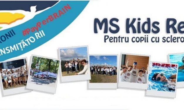 APAN România a organizat la Râşnov MS Kids Retreat