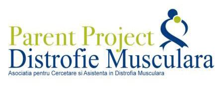 Parent Project – Asociația pentru Cercetare și Asistență în Distrofia Musculară