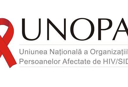 Uniunea Naţională a Organizaţiilor Persoanelor Afectate de HIV/SIDA (UNOPA)