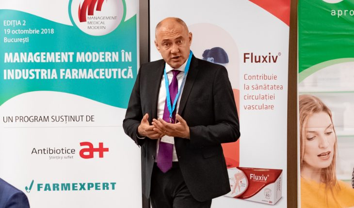 Iulian Trandafir, CEO Farmexpert: Dialogul cu asociațiile de pacienți este esențial