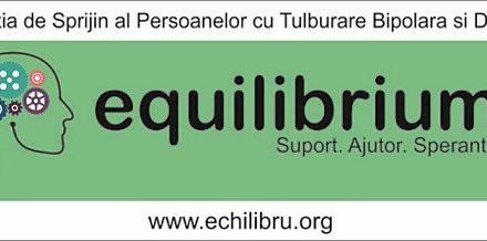 "Asociatia de Sprijin al Persoanelor cu Tulburare Bipolara si Depresie ""EQUILIBRIUM"""