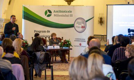 Antibioticele Mileniului III – dezbatere cu participare internațională