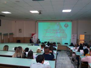 """Asociația OncoPacienților PHOENIX București desfășoară campania de prevenție cancer la sân """"Screeningul roz"""""""