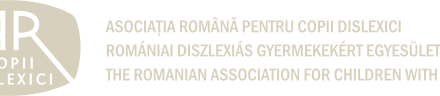 ASOCIATIA ROMANA PENTRU COPII DISLEXICI