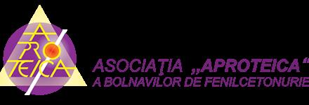ASOCIATIA APROTEICA A BOLNAVILOR DE FENILCETONURIE
