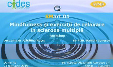 Mindfulness și exerciții de relaxare în SM