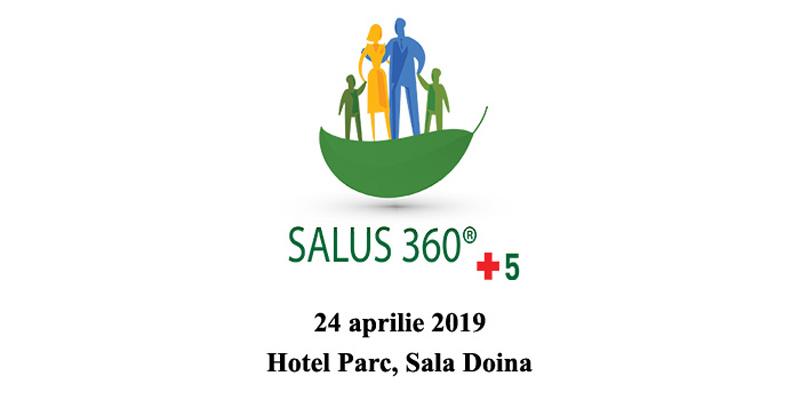 """Conferința """"Salus 360 + 5"""": 24 aprilie, Slatina"""