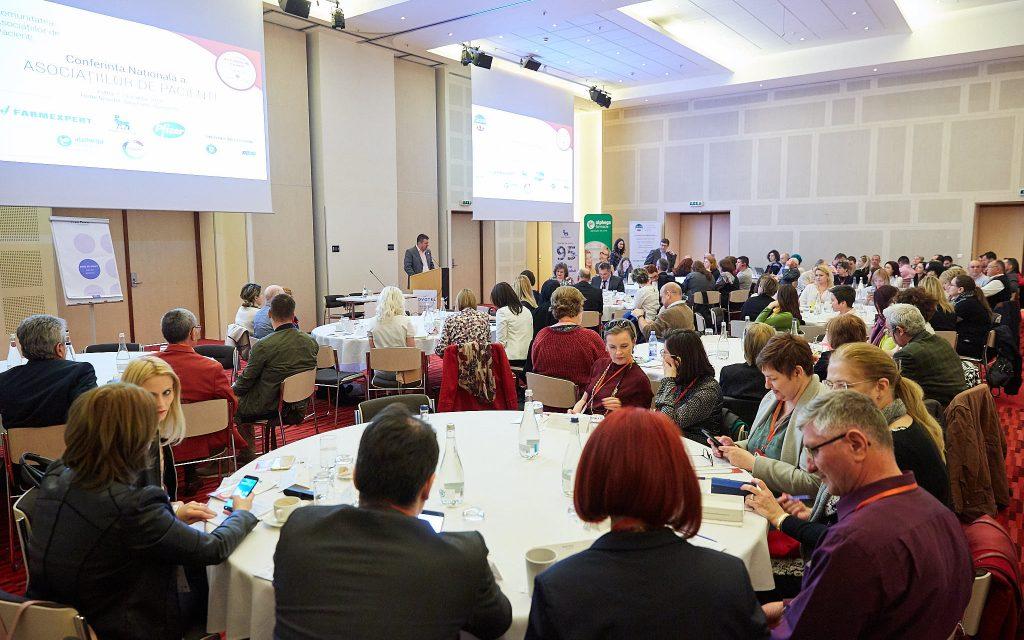 Siguranţa pacienţilor – principala temă dezbătută la a 7-a întâlnire a Comunității Asociațiilor de Pacienți