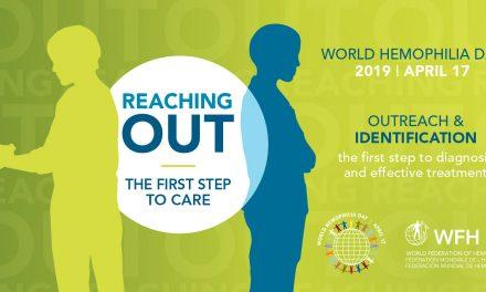 17 Aprilie, Ziua internaţională a hemofiliei