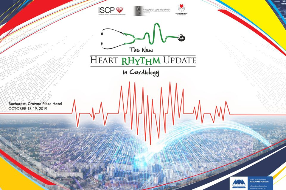 Simpozionul Internaţional Heart Rhythm Update – The New Rhythm in Cardiology