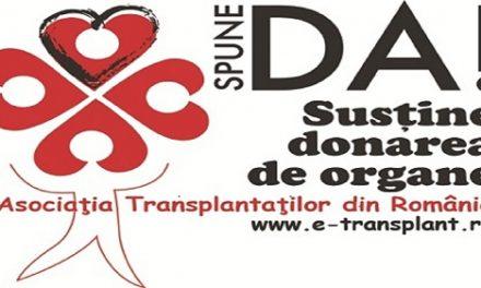 ATR la 23 de ani: avem nevoie de mai mulți donatori de organe