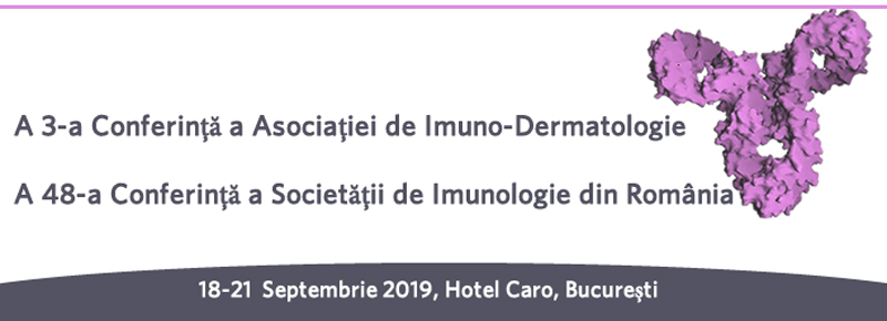 Conferința de Imuno-Onco-Dermatologie: 18-21 septembrie, București