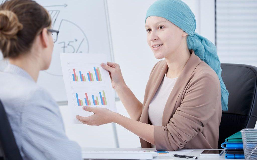 Unu din cinci pacienţi cu cancer nu este angajat din cauza bolii