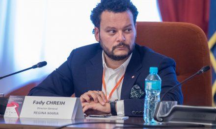 Fady Chreih, CEO, Rețeaua de sănătate REGINA MARIA: Nivelul de educație medicală este foarte scăzut, dar suntem pregătiți să ajutăm!