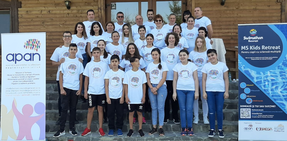Cea de a treia ediție a MS Kids Retreat a avut loc la Râșnov în luna septembrie