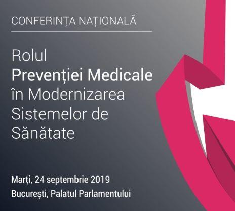 Rolul prevenției medicale în modernizarea sistemelor de sănătate