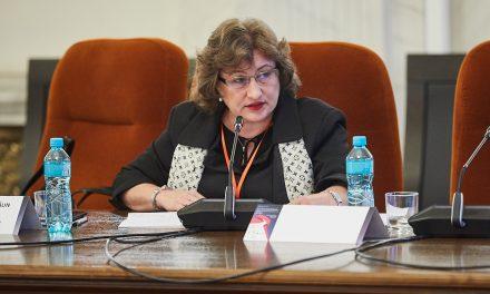 Dr. Diana Păun, Consilier de Stat, Administrația Prezidențială: Promovarea politicilor de sănătate cu accent pe prevenţie trebuie să constituie un obiectiv central al oricărui sistem de sănătate!