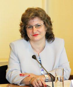 Diana Păun: Centrele de colectare şi procesare a plasmei sunt soluţia pe termen lung