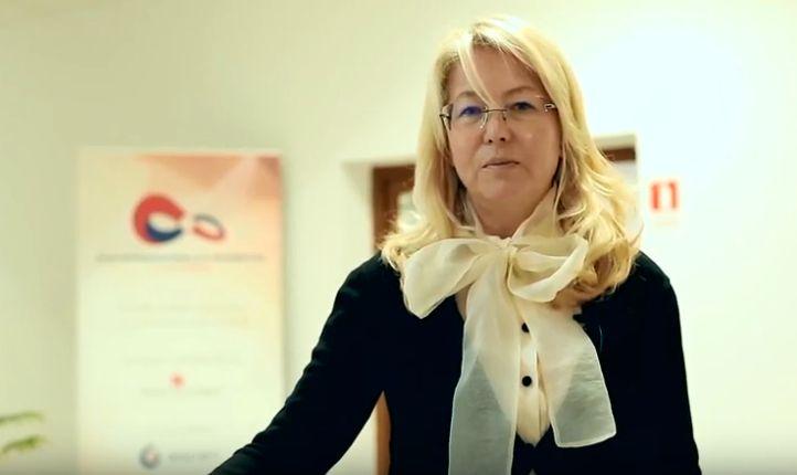 Conf. Dr. Alina Tănase, Institutul Clinic Fundeni: Tromboza este un subiect care ne afectează pe toți