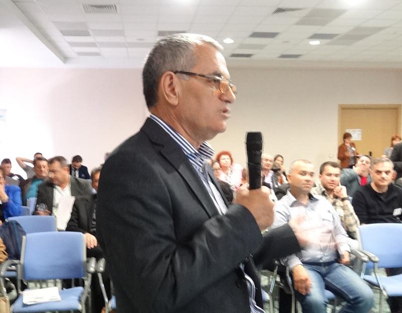 Gheorghe Tache (Asociaţia Transplantaţilor): Ne dorim foarte mult să fie promovată o cultură a donatorului