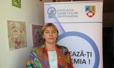 Carmen Angela Mihai (Asociatia Diabeticilor Prahova): Prin colaborarea medicilor specialisti cu asociatiile de pacienti se pot realiza multe lucruri benefice