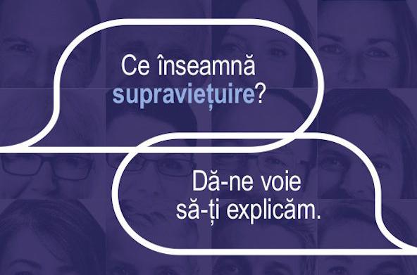 Ghidul Supraviețuitorului de Cancer a fost lansat în limba română