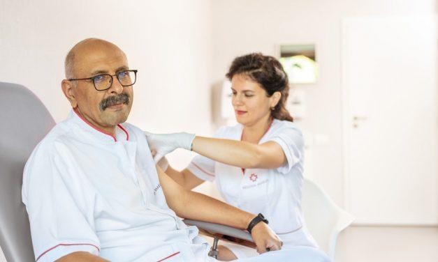 Rețeaua de sănătate REGINA MARIA anunță măsuri pentru preîntâmpinarea unei eventuale epidemii, prin suplimentarea stocului de vaccinuri gripale