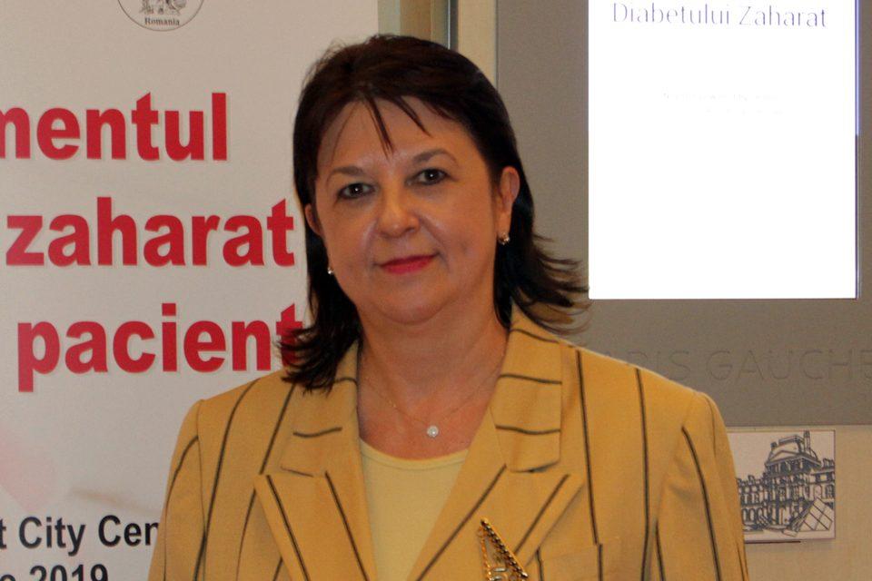 Prof. Univ. Dr. Gabriela Radulian: Pacientul trebuie supus unei abordări holistice a bolii diabetice, printr-un management integrat