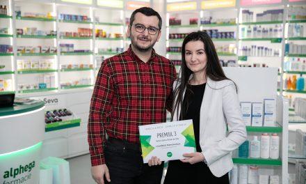 Mirabela Romanescu, câștigătoarea premiului al treilea în Competiția Farmacia Viitorului: Sper să se dezvolte frumos în viitor acest proiect și să se bucure de el cât mai mulți sudenți