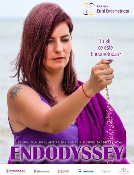 Premiera ENDODYSSEY – primul film documentar din România, despre Endometrioză