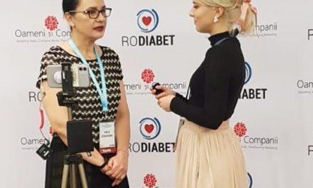 Dr. Anca Cerghizan: Frica de hipoglicemie apare la pacienții care sunt tratați cu insulină