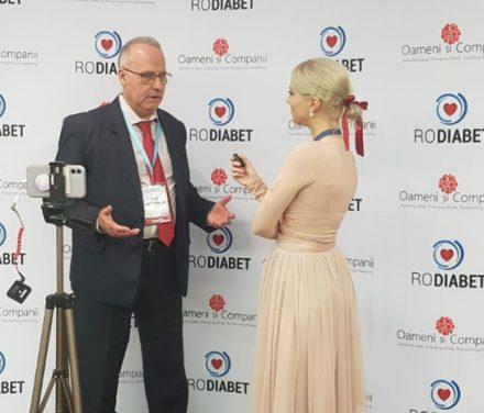 Prof. Dr. Dan Dumitrașcu: Complicațiile pacientului cu diabet nu se pot evita