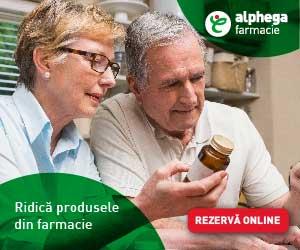 Alphega Farmacie rezerva online