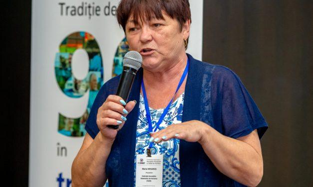 Maria Angela Mesaroş, Preşedinte, Federaţia Asociaţiilor Diabeticilor din România: Persoanele cu diabet se simt abandonate de sistemul care nu face față problemelor actuale