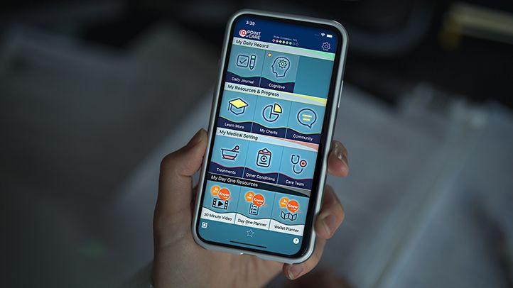 5 aplicaţii mobile pentru pacienţiiafectaţi de cancerul pulmonar
