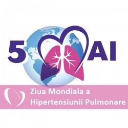 5 mai, Ziua Mondială a Hipertensiunii Pulmonare: o afecțiune rară, care necesită tratament îndelungat și costisitor