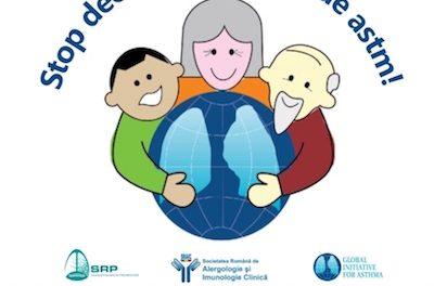 Ziua Mondială a Astmului 2020: Stop deceselor cauzate de astm!
