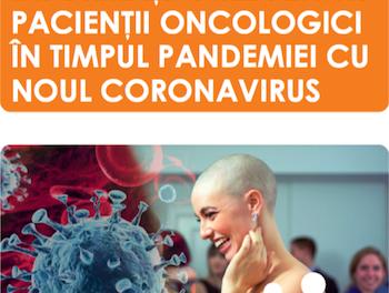 Pacienții oncologici aflați sub tratament au dreptul la două determinări ale infecției cu SARS-CoV-2