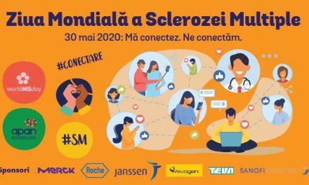 30 mai 2020, Ziua Mondială a Sclerozei Multiple