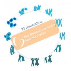 22 septembrie: Ziua Internațională a Leucemiei Mieloide Cronice