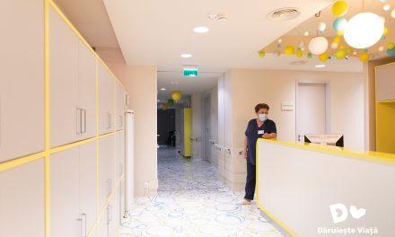 Dăruiește Viață a investit 2 mil. euro pentru renovarea completă a Clinicii de Hemato-Oncologie și Oncologie Pediatrică din Timișoara