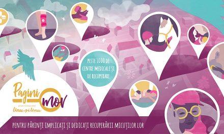 Pagini Mov – Motor de căutare a furnizorilor de servicii medicale și de recuperare pentru copii cu deficiențe și dizabilități