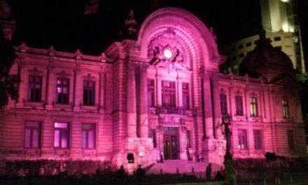 """Fundaţia Renaşterea organizează a 20-a ediţie a evenimentului """"Iluminare în roz"""""""