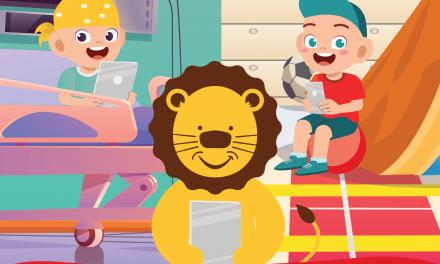 Chatbot-ul Leului Curajos, un agent conversațional artificial pentru copiii bolnavi de cancer