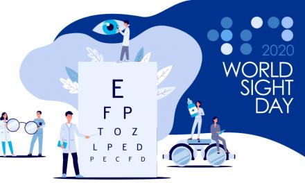 Ziua Mondială a Vederii 2020: Apel pentru continuarea vizitelor și tratamentelor la oftalmolog