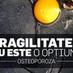 Osteoporoza, boala tăcută a cifrelor mari în România
