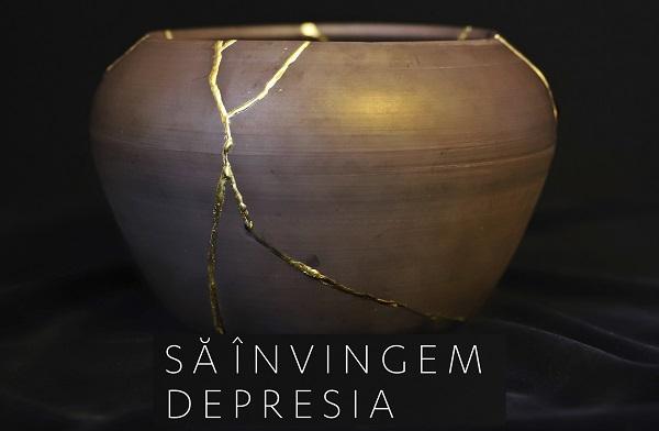 """""""Să învingem depresia!"""", campanie de conștientizare despre depresie și tulburare depresivă majoră"""