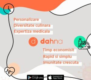 Aplicația românească de nutriție DAHNA își propune să depășească 100.000 de utilizatori în 2 ani